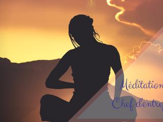 Méditation et Chef d'entreprise