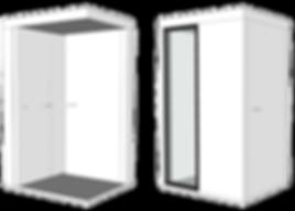 OCO® L1 cabine acoustique pour musicien