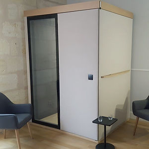 OCO SILENCE cabine acoustique