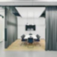 rideaux phoniques anti-bruit pour séparation de pièce OCO SILENCE