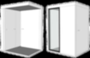 OCO® L2 cabine acoustique pour musicien