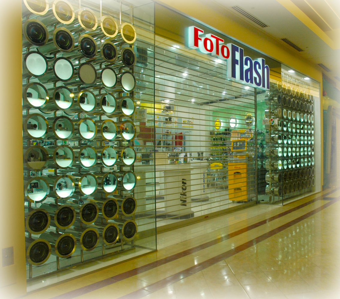 ClearVision® Polycarbonate Roller Shutter
