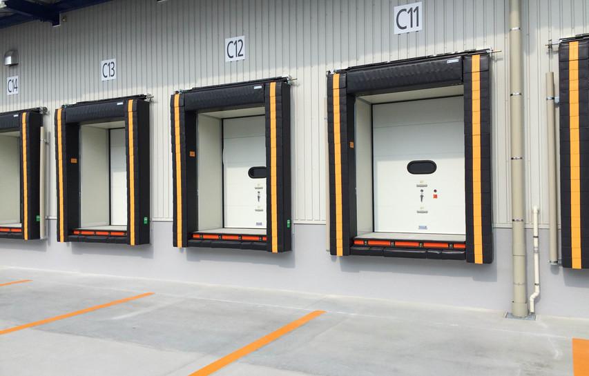 Insulated Overhead Shutter Door -
