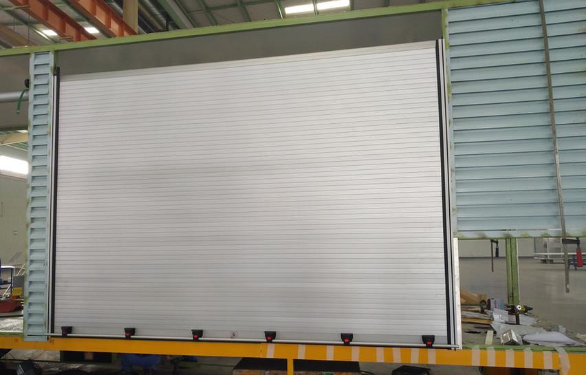 Vehicle Roller Shutter (Width Panel)