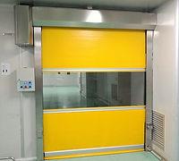 PVC High-Speed Shutter