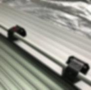 Vehicle Shutter Locking Handle