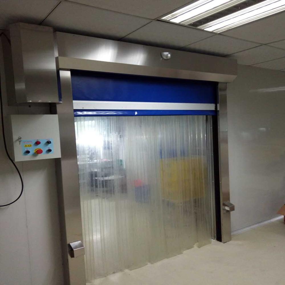 High-speed PVC Shutter
