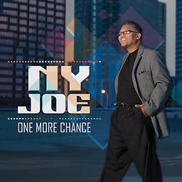 "NY Joe's Debut Single, ""One More Chance,"" Cover Art"