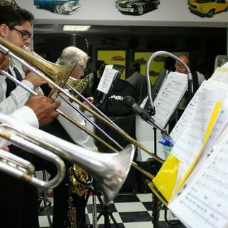NY Joe Band Rehearsal