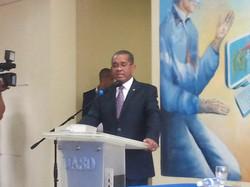 Rector UASD.