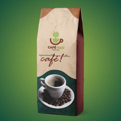 Embalagem de Café, Rótulos e Embalagens