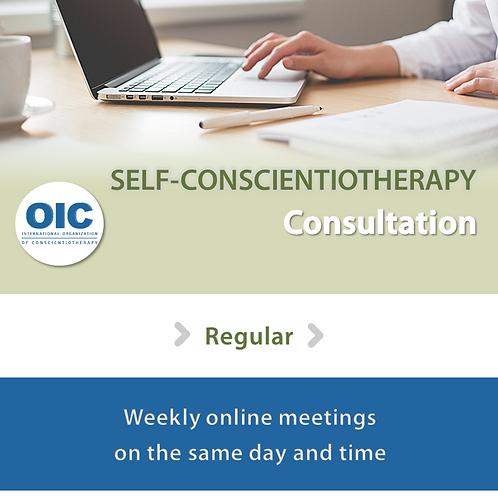 Regular Self-conscientiotherapy Consultation