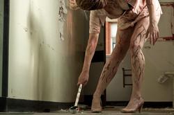 BobbleHead Silent Hill Nurse Cosplay