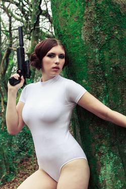 Princess Leia Concept Cosplay