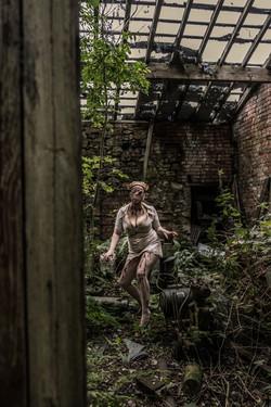 Silent Hill Nurse 5