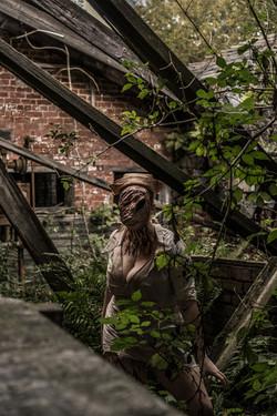 Silent Hill Nurse 1