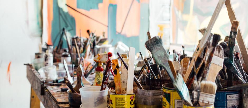 Creativity, Vulnerabity, and Saboteurs