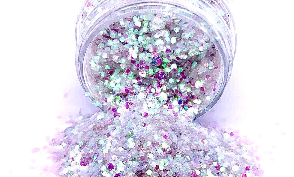 Iridescent Multichunk Glitter