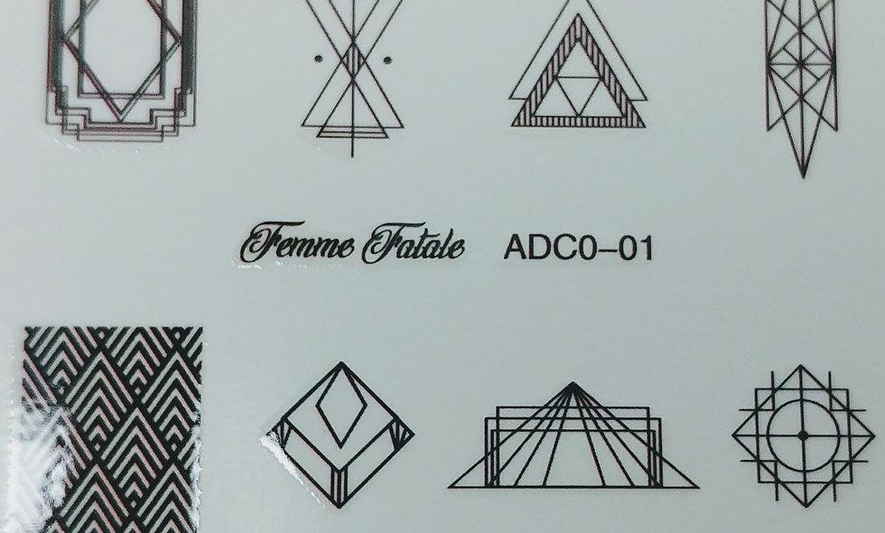 Art Deco - Design 1