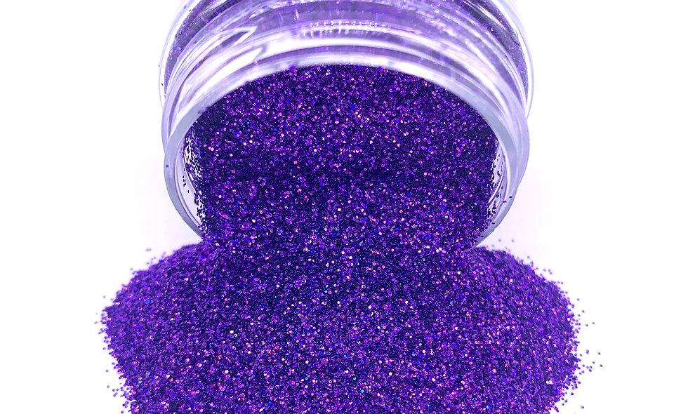 Purple Holographic Glitter
