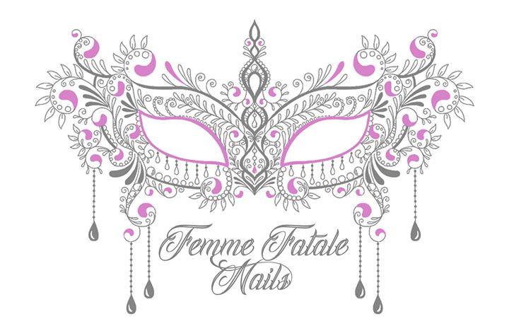 Femme Fatale Nails