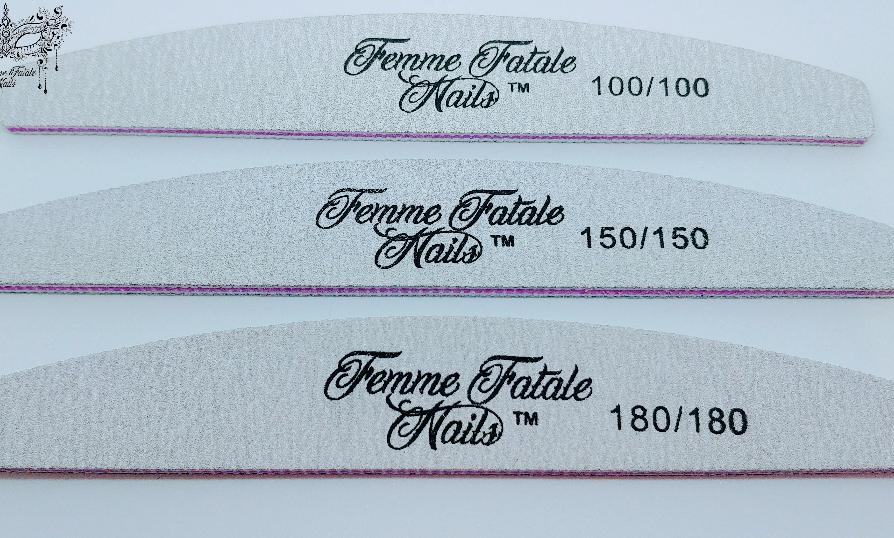 Nail Files (Packs of 10)