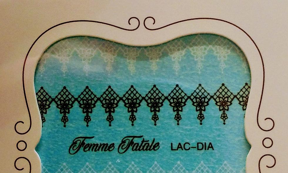 Lace Diamonds