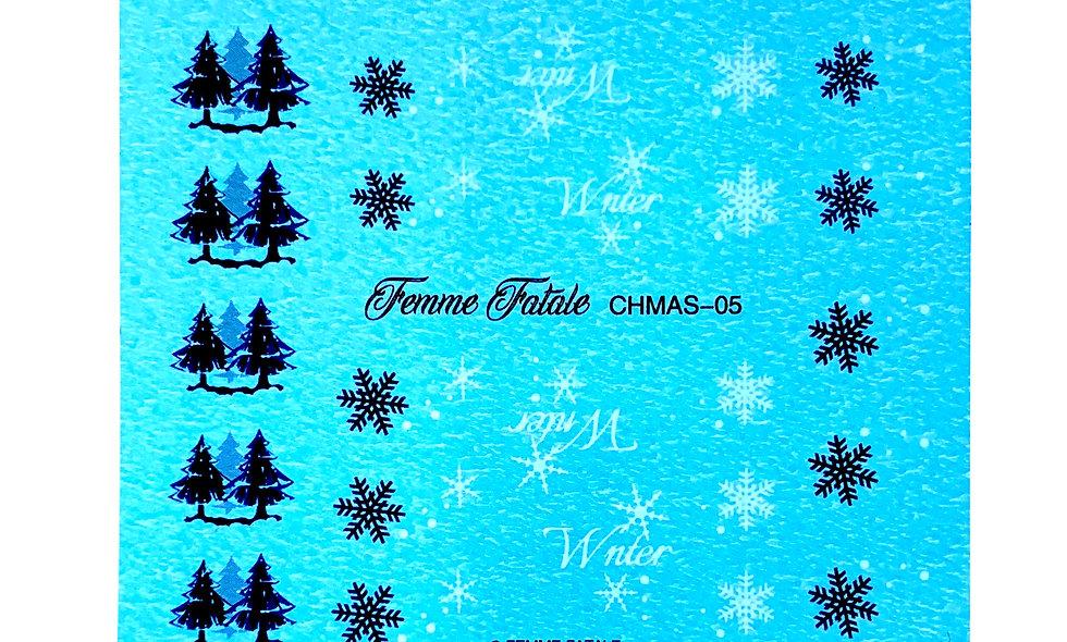 Christmas Design Five