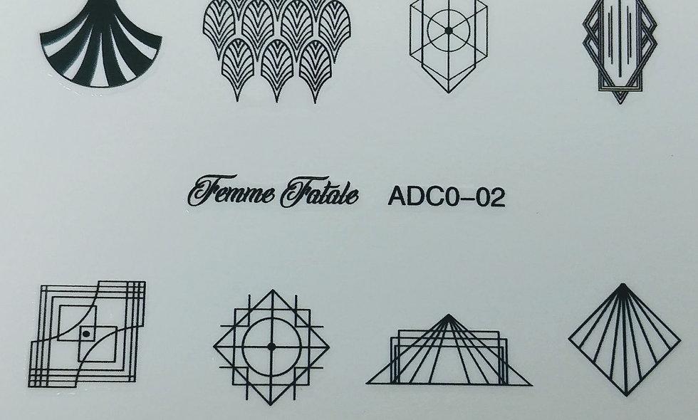 Art Deco - Design 2