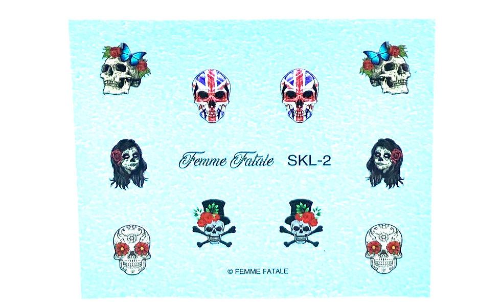 Skulls Two