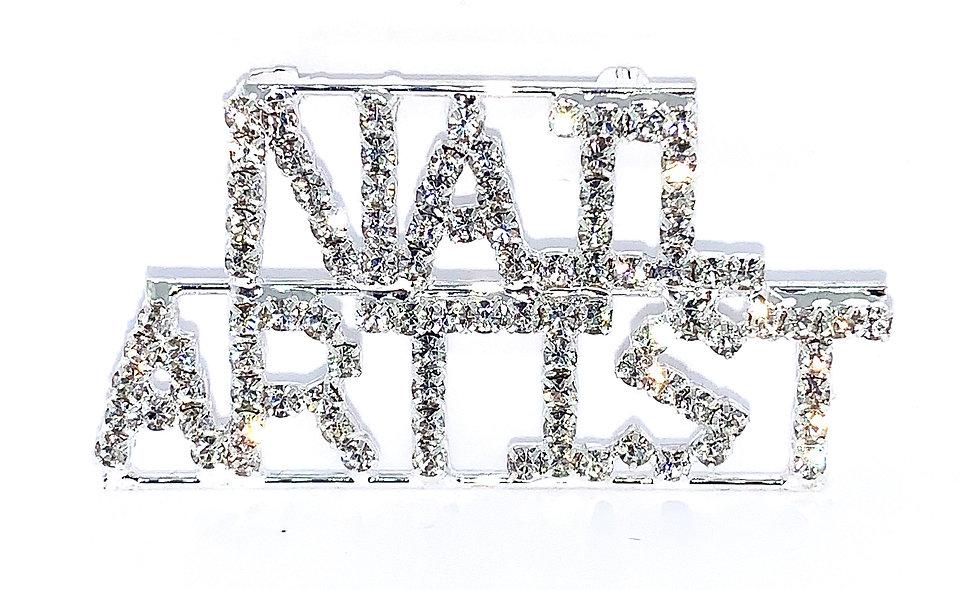 Nail Artist Badge