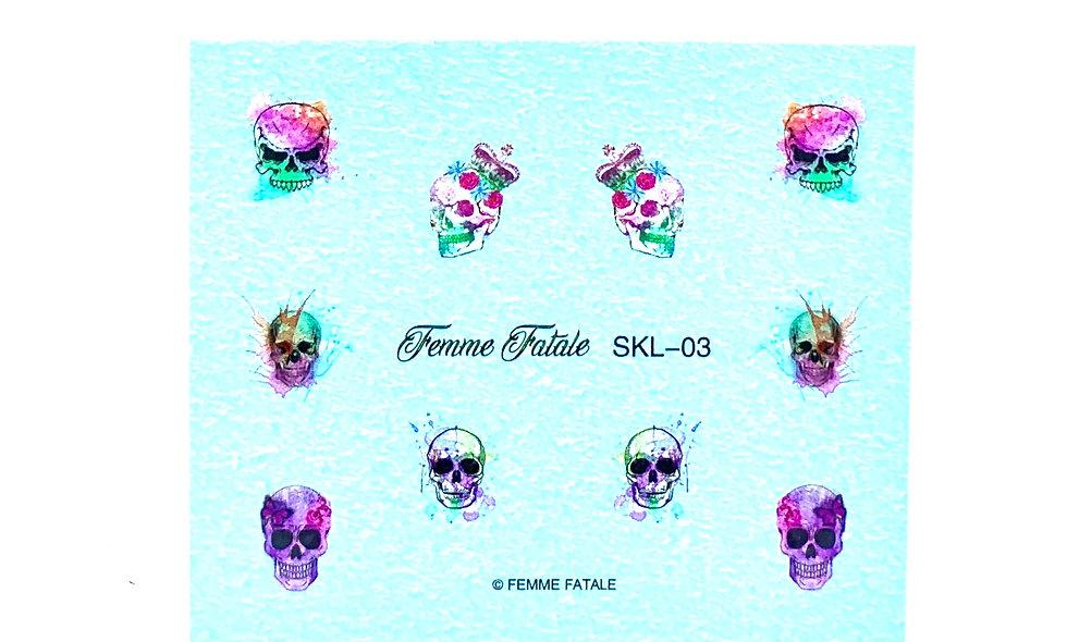 Skulls Three