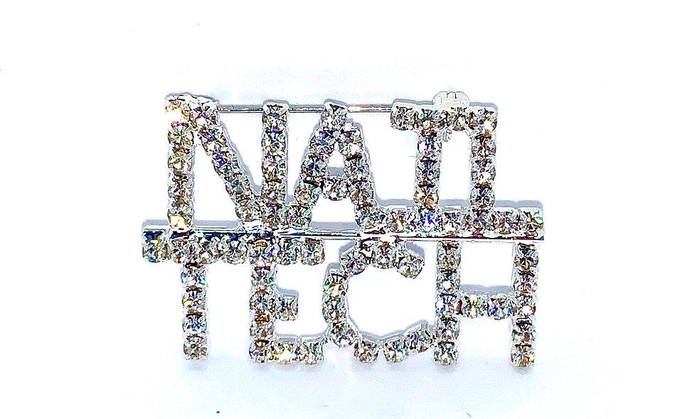 Nail Tech Badge