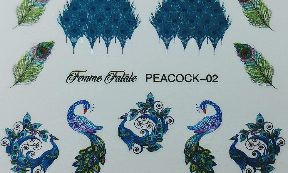 Peacock - Design 2