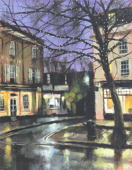 Perrin's Lane, Hampstead