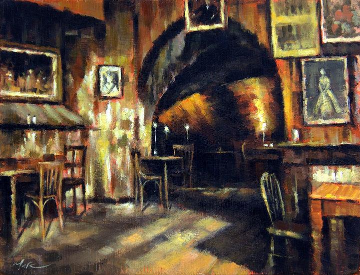 The Cellar - Gordon's Wine Bar