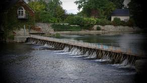 Le barrage à aiguilles