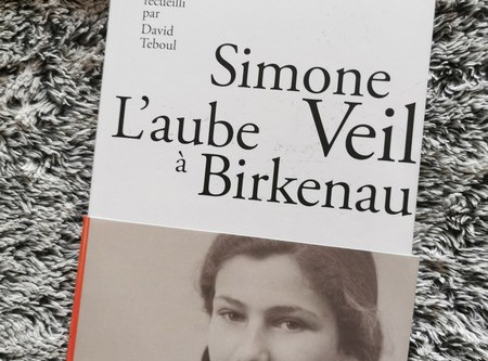 Simone Veil l'aube à Birkenau
