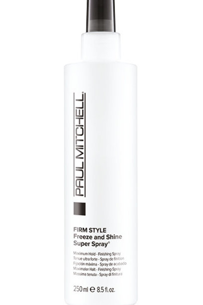 Firm Style 'Freeze and Shine Super Spray'