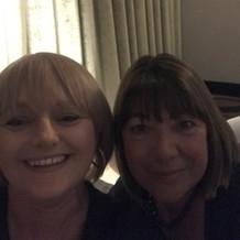 Lorraine + Donna