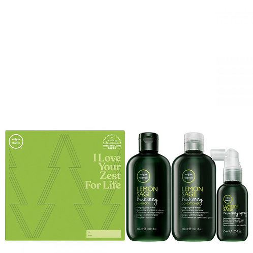 I Love Your Zest For Life - Volumizing Gift Set