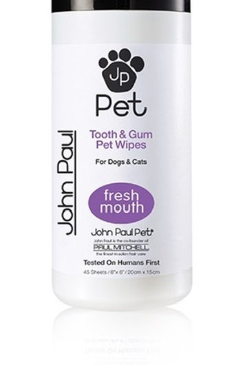 PET - Tooth and Gum pet wipes