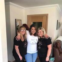 Janie, Kirsty + Tracy