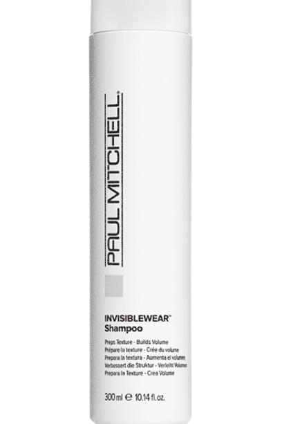 Invisiblewear shampoo