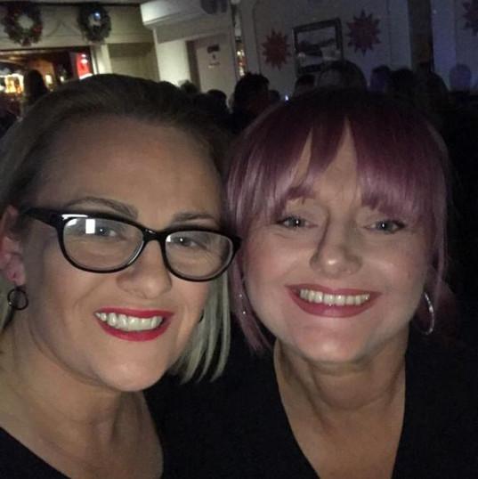 Gillian + Lorraine