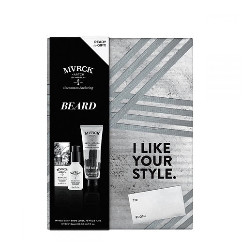 I Like Your Style - MVRCK Beard Duo