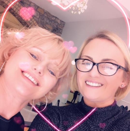 Lorraine + Gillian