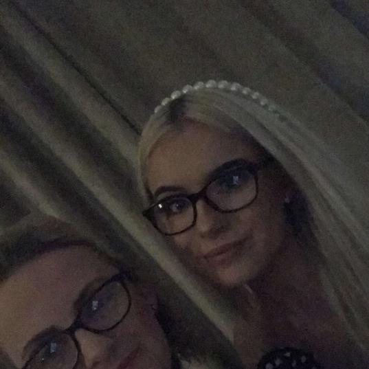 Gillian + Caitlin