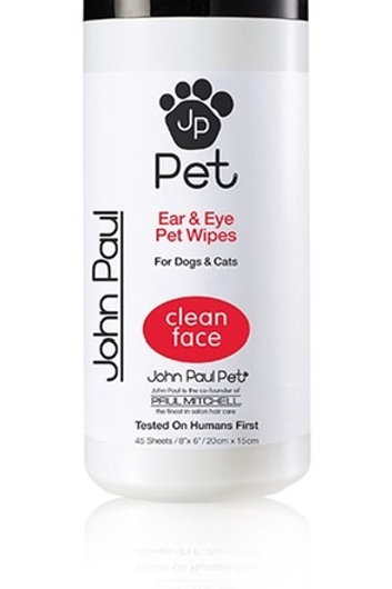 PET - Ear & Eye Pet Wipes