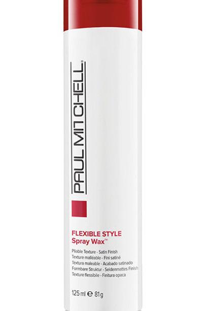 Flexible Style 'Spray Wax'